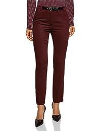 Amazon.es  Pantalones De Vestir De Mujer - Mujer  Ropa 8351b2db4a10