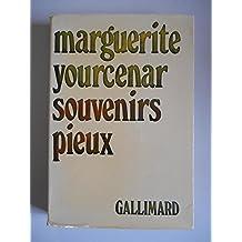 Souvenirs pieux / Yourcenar, Marguerite / Réf: 13610