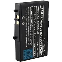 Pack - Batterie interne 1600 mAh rechargeable + outil pour Nintendo DS Lite / NDSL - Tournevis