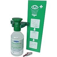 Augenspülstation 500 ml Flasche NaCl Spüllösung - EN 15154-4 preisvergleich bei billige-tabletten.eu