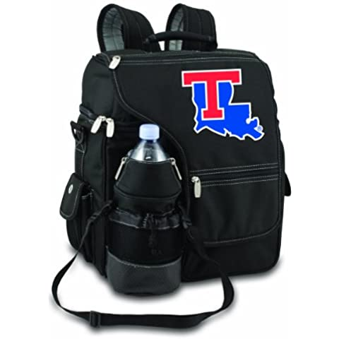 NCAA Louisiana Tech Bulldogs Turismo Insulated Backpack Cooler