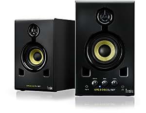 Hercules Xps 2.0 60 Dj Set Coppia di Monitor per DJ, Nero