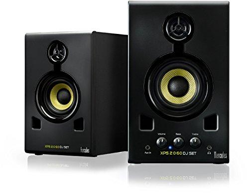 Hercules XPS 2.0 60 DJ Set - Altavoces para DJ 2,0, 60...