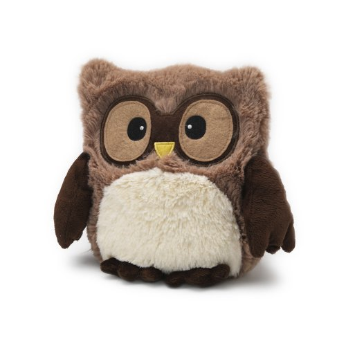 Hooty(Tm) - Búho de peluche (Intelex Group (UK) HOO-BRO-1)