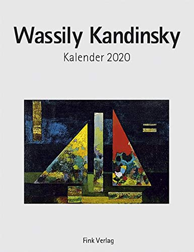 Wassily Kandinsky 2020: Kunst-Einsteckkalender