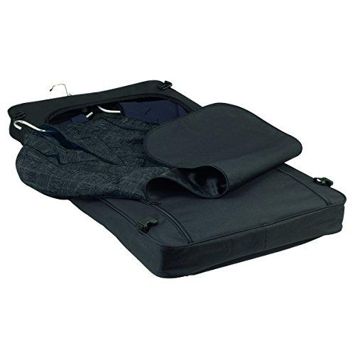 HALFAR - Portatrajes de viaje , negro (negro) - 1806100