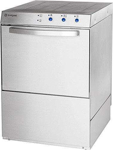 Geschirrspülmaschine Universal inkl. Klarspülmitteldosier-,Reinigerdosier- und Ablaufpumpe Geschirrspüler Spülmaschine 565 x 665 x 835 mm 230 V / 400 V 3,4/4,9 kW aus Edelstahl aus eigener Fertigung