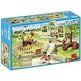 PLAYMOBIL 5969 City Zoo Playset by PLAYMOBIL