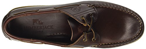 Lumberjack Navigator Sm07804, Mocassins (loafers) homme Marrone (Brunello/Tan)