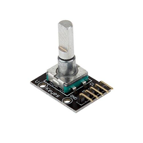 Rotazione Di 360 Gradi Encoder Rotativo Scheda Del Sensore Modulo