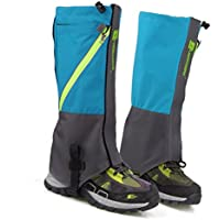 ivebetter impermeable Nieve arena Leggings Polainas Cubre para al aire libre senderismo climbing-1par