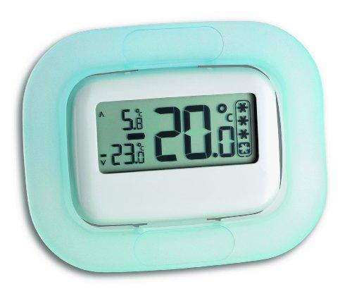 TFA Dostmann digitales Kühl-Gefrierschrank-Thermometer - 5