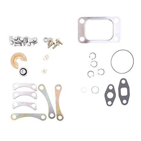 Gazechimp Ensemble De Réparation Kit De Turbo Pour Turbocompresseur T3/T4 T04E T3