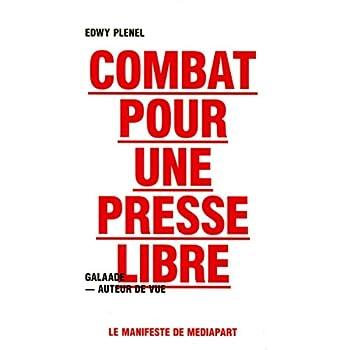 Combat pour une presse libre