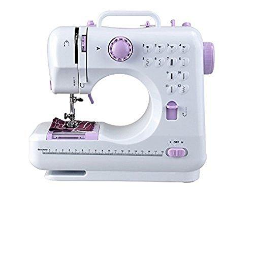 RANIGOLD 12 Stitch Desktop Multi Functional Electric Household Sewing Machine