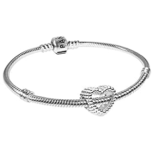 Pandora Armband-Set Beaded Heart 08670