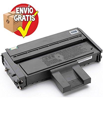 ENTREGA GRATIS 24/48h - RICOH TONER AFICIO SP200 SERIES / SP200SF / SP201SF / SP201N / SP201NW / SP203S / SP204SFN / SP204SFNW Negro 2.500 Paginas Compatible ALTA CALIDAD