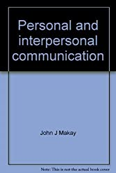 Personal and interpersonal communication