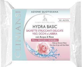 Clinians Salviette Hydra Sensitive