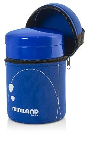 Miniland Thermetic - Termo con herméticos, color azul