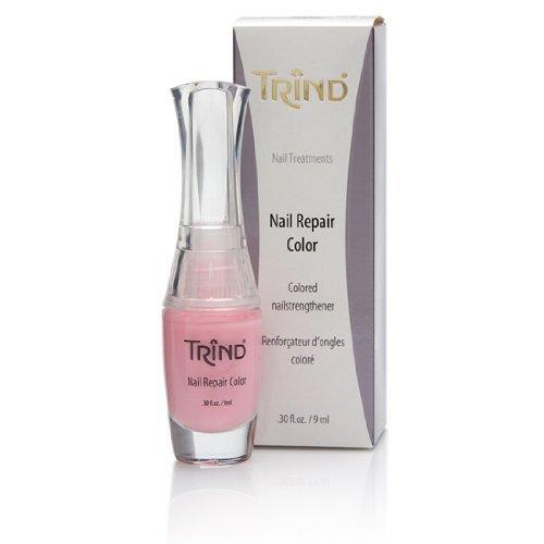 TRIND Nail Repair Color - 9 ml Rinforzante per unghie colorato - Nail Polish - colore: Pink