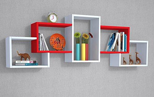 berril mensola da parete-Mensola Libreria-Scaffale pensile-Parete non