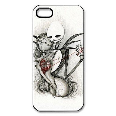 Disney the Nightmare Before Christmas Pattern Plastic Hard For Iphone 6 4.7 Inch Case Cover