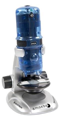 Celestron Amoeba Dual Purpose Digital Microscope - Blue
