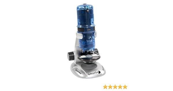Celestron amoeba digitales mikroskop mit 200 facher vergrößerung