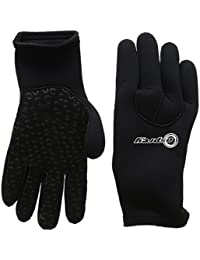 Osprey Adult Neoprene Wetsuit Gloves, 3 mm - Black