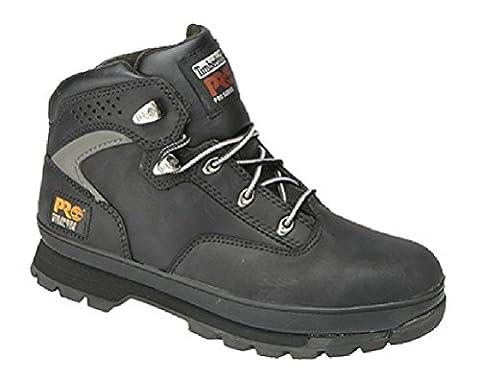 Timberland , Chaussures de sécurité pour homme - Noir - noir, 42.5