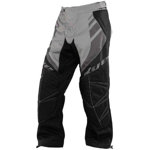 Dye C14 Pant - Formula 1 Dark-Light-Grey, Größe:XL/XXL (Dye Bekleidung Paintball)