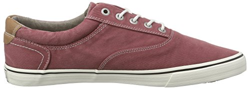Mustang Herren 4103-301 Low-Top Rot (55 bordeaux)