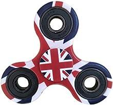 Someas EDC ABS Fidget Spinner Hand Spinner Fidget juguete - Best estrés Reductor alivia la ansiedad y el aburrimiento (30)