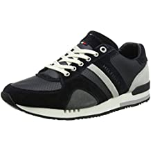 Tommy Hilfiger New Iconic Casual Runner, Zapatillas para Hombre