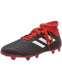 online store 88df0 91f90 adidas Predator 18.3 Fg, Scarpe da Calcio Uomo