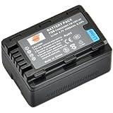 DSTE® VW-VBK180 Li-ion Batería para Panasonic HC-V10, HC-V100, HC-V100M, HC-V500, HC-V500M, HC-V700, HC-V700M, HDC-HS60, HDC-HS80, HDC-SD40, HDC-SD60, HDC-SD80, HDC-SD90