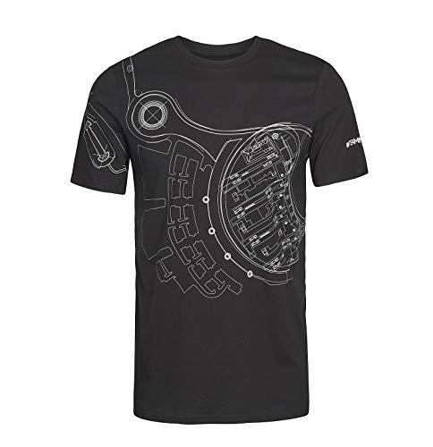 McLaren Honda F1 Team Members' Vandoorne Alonso - Camiseta para Hombre