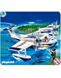 Playmobil - 5859 - Wasserflugzeug - schwimmfähig - 25 tlg