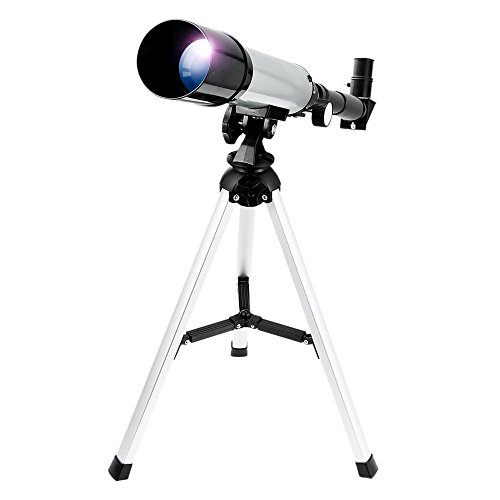 Telescopio Refractor Astronómico Zoom HD Aire Libre