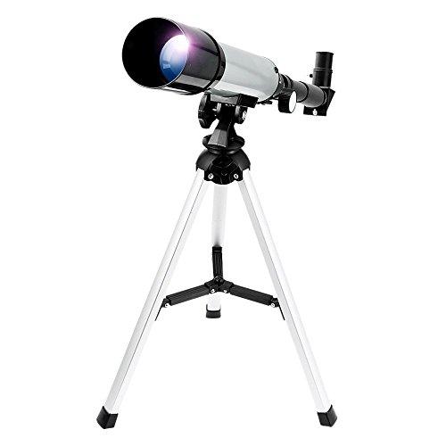 Telescopio Astronómico Zoom HD Aire Libre