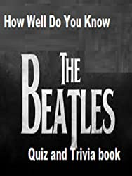 The Beatles Quiz Book (English Edition)
