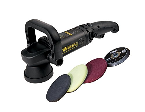 Meguiar's MT320PADKIT Dual Action Polisher Pad Kit