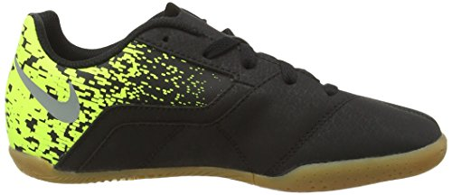 Nike Jr Bombax Ic, Scarpe da Calcio Bambino Multicolore (Black/cool grey-volt)