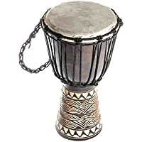 40cm profesional Djembe Bongo Drum Tambor Yembe Tambur A1
