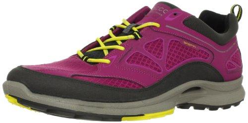 Ecco Biom Ultra D.Sha/Fuchia/Buttercup S/T/D, chaussures basses à lacets femme