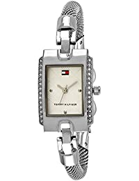 Tommy Hilfiger Analog White Dial Women's Watch - TH1780453