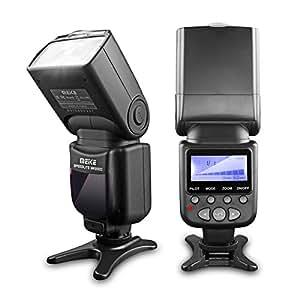 MU Meike MK-930 II, MK930 flash flash pour Nikon D70 D80 D300 D700 D90 D7000 D3200 D300s D800 D800E le Yongnuo YN-560 II YN560