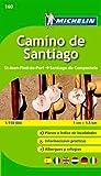 Camino de Santiago 1:150.000: Straßen- und Tourismuskarte 1:150.000