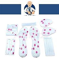 High Heel Gel Einlagen Set von 6, Schuhe Ferse Kissen, selbstklebend Silikon Fuß, Pads, Blister beständig Fuß... preisvergleich bei billige-tabletten.eu